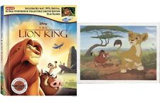 Disney The Lion King (Blu-ray/DVD/Digital) TARGET Exclusive FREE SHIPPING