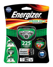Energizer  Vision  200 lumens Headlight  LED  AAA  Green
