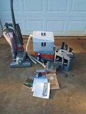 Kirby Sentria G10D Gray Upright Vacuum Cleaner With Multi Surface Shampoo Sysyem