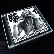 B.G. - Too Hood 2 Be Hollywood USA CD Sealed [Case cracked] Explicit #05-1*