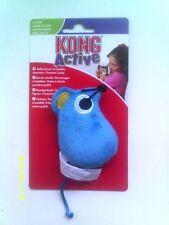 Kong Juguete Catnip activo De Ratón Con Sonido Sonajero-diversión y ejercicio para Gatos-Nuevo
