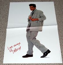 Eldra Patrick El DeBarge Wearing Suit Poster 1986 Artemis 8160 R&B