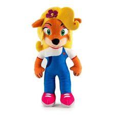 Crash Bandicoot Coco Phunny 8-Inch Plush from Naughty Dog Video Game