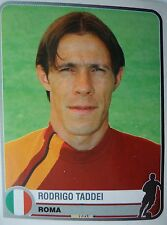 Panini 344 Rodrigo Taddei AS Roma Champions Europe 1955-2005