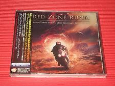 RED ZONE RIDER VINNIE MOORE KELLY KEELING    JAPAN CD WITH BONUS TRACK