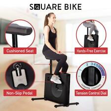 Daiwa Felicity Standing Desk Exercise Bike Height Adjustable Cycle Square Bike
