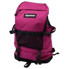"""Supreme Cordura 39th Contour Backpack Bag MAGENTA FW15 Very Rare 20"""" BOGO"""