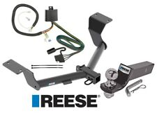 """Reese Trailer Tow Hitch For 17-19 Honda CR-V Complete Package Wiring & 2"""" Ball"""