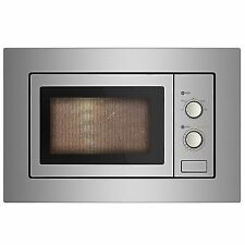 Cookology IM17LSS Built-in Microwave Stainless Steel