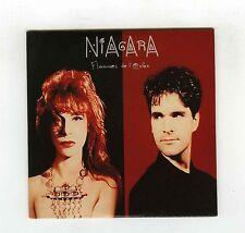 CD SINGLE 3 TITRES NIAGARA FLAMMES DE L'ENFER