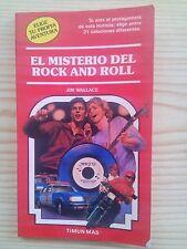 Elige Tu Propia Aventura - El Misterio Del Rock And Roll (Timun Mas)