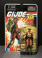 G.I. Joe 25th 30th 50th FSS Club Exclusive Final 12 Cobra Sonic Viper MOC