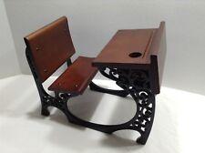 Pleasant Company American Girl Doll Samantha School Desk furniture wood PM iron
