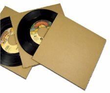 (100) 45 RPM Record Mailer Insert Pad 7.25 x 7.25