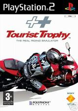 TOURIST TROPHY: THE REAL RIDING SIMULATOR PLAYSTATION 2 BRAND NEW SEALED ITA VR