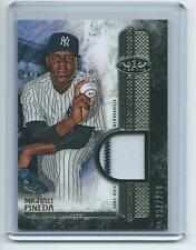 2016 Tier One BB #T1R-MPI Michael Pineda New York Yankees TIER ONE RELIC !!!