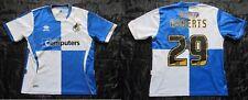 Jason Roberts #29 Bristol Rovers  shirt jersey ERREA The Pirates 2010-11 SIZE S
