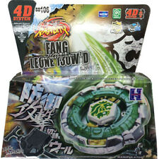 Beyblade Fang Leone 130W2D Metal Fusion 4D System BB-106 Rapidity Fight Masters