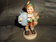 "Goebel Hummel Figurine ""For Father"" TMK3 #87 Boy With Stein"