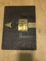 1940 NEW HAVEN HIGH SCHOOL YEARBOOK, THE ELM TREE, NEW HAVEN, CONNECTICUT