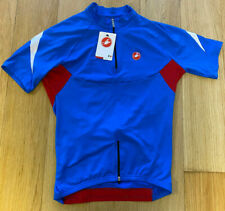 Brand New Original Castelli Cycling Prosecco Jersey L