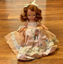 Vintage Nancy Ann Storybook Doll - Bisque - #184 Fridays Child is Full of Grace
