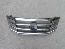 1Pcs Chrome Upper Front Grille For Honda Accord Crosstour 2010