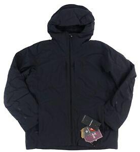 Black Diamond Men's Mission Down Parka in Smoke/Black SZ XL ~ Retail $500!