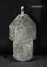 Antique Hand of Fatima - KHAMSA - HAMESH - Berber - Essaouira, Morocco