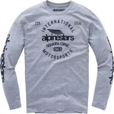 Alpinestars Winged Moto Premium Long-Sleeve Shirt T-Shirt Motorcycle Street Bike