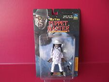 "Retro Puppet Master Retro Blade 6.5""in Figure White Bloody Overcoat Variant"