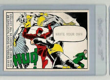 1966 DONRUSS MARVEL SUPER HEROES TRADING CARD # 25 Daredevil