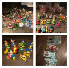 Huge Lot McDonald's Happy Meal Toys / BK Kids Meal Toys - 90s Thru Early 2000s