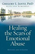 Healing the Scars of Emotional Abuse di Jantz, Gregory L. libro tascabile 978