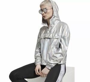 Umbro Premier Silver Pullover Size L