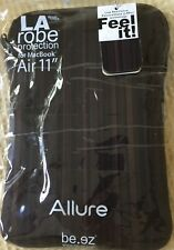 "Be.ez 100959 LA robe Allure for MacBook Air 11"" - Moka New"