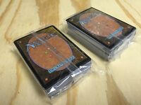 Lot X 2 Magic the Gathering Deckmaster Packs 80 X 2 Packs = 160 Count New Cards