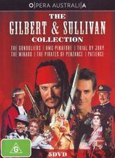 Opera Australia The Gilbert and Sullivan Collection DVD 5-disc Region 4