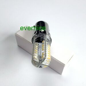 Push In Light Bulb 64 Led Ba15D For Singer Kenmore Janome Juki Brother home sewi
