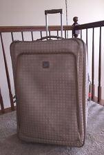 Huge Cream Beige Nine West Travel Suit Case Luggage 29.5 X 20