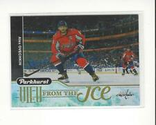 2018-19 Parkhurst View from the Ice #VI10 Alexander Ovechkin Capitals