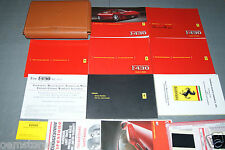 2006 Ferrari F430 F 430 Coupe Owners Manual - SET