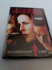 "DVD ""DESEO DE VENGANZA"" GILLIAM ANDERSON DANNY DYER DAN RED"