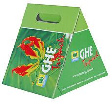 GHE Tripack Flora StarterSet weiches Wasser Flora Series 3mal Dünger und pH-Kit