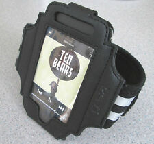 Gear4 sports/gym armband,IPHONE 3G/3GS,Black,Adjustable,Reflective stripes
