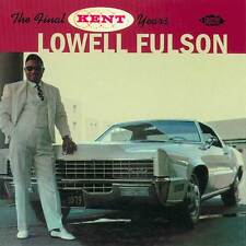 Lowell Fulson - The Final Kent Years (CDCHD 831)