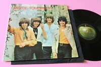 Iveys LP Maybe Tomorrow Orig Italy 1969 EX Grooved Label Boxed Biem Logo