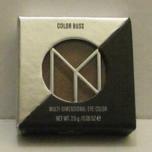 NEW IL MAKIAGE NEWS FLASH COLOR BOSS MULTI DIMENSIONAL EYESHADOW FULL SIZE 2.5G
