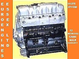 MITSUBISHI L200 12 MONTHS WARRANTY RE-MANUFACTURED ENGINE 4D56U  16 VALVE