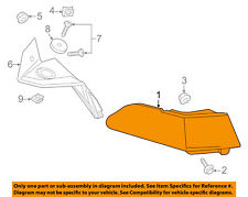Chevrolet GM OEM 12-14 Volt-Taillight Tail Light Lamp Right 22927869